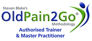 Australia's only qualified and accedited OldPain2Go Trainer and Master Practitioner
